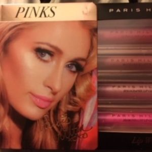 Paris Hilton Lip Wonderland, PINKS